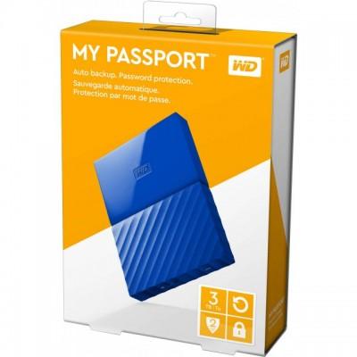 """WD My Passport Ultra 2.5"""" USB3.0 1TB"""