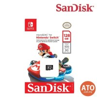 Sandisk microSDXC Cards For Nintendo Switch 64GB