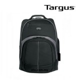 "Targus 16"" Compact Rolling Backpack (Black 
