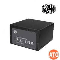 Cooler Master MasterWatt Lite 500W Power Supply (5 YEARS WARRANTY)