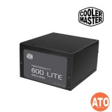 Cooler Master MasterWatt Lite 600W Power Supply (5 YEARS WARRANTY)