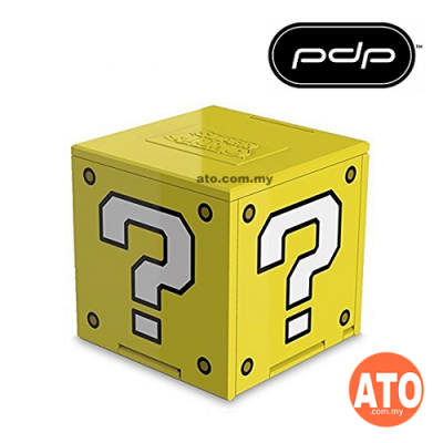 Pop N Display Question Block Case for 3DS Game Card