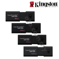 Kingston DT100 Gen 3 USB3.0 Personal Drive (16GB| 32GB| 64GB| 128GB)