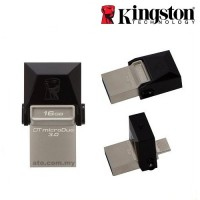 Kingston OTG MicroDuo USB3.0 Personal Drive (5-YEAR WARRANTY)