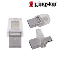 Kingston OTG MicroDuo Type C USB 3.1 Personal Drive (5-YEAR WARRANTY)