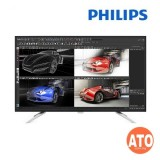 Philips BDM4350UC 42.51'' 4K Ultra HD LCD Monitor VGA / HDMI 2.0 x2 / Display Port x2 / Audio Out / USB3.0 x 4 / Built-in Stereo Speaker)