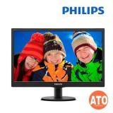 Philips 193V5LHSB2 18.5'' LCD Monitor (VGA/HDMI)