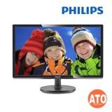 Philips 216V6LHSB2 20.7'' LCD Monitor