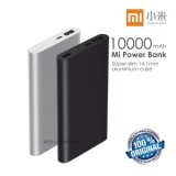 Xiaomi Power Bank 10000mAh 2 (Black | Silver)