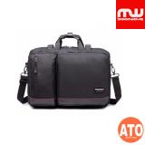Boomwave BWP-CS003 3 Way Carry Convertible Series Business 15'' Laptop Bag (Black)
