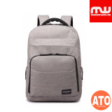 Boomwave BWP-LS01GRY Light Series 15'' Laptop Bag (Grey)