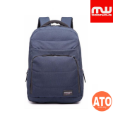 Boomwave BWP-LS02DBL Light Series 15'' Laptop Bag (Dark Blue)