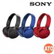 Sony XB950B1 EXTRA BASS™ Wireless Headphones (Red  Blue  Black)