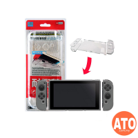 Detachable Crystal Case for Nintendo Switch