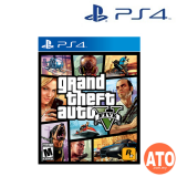 Grand Theft Auto V for PS4 Eng/Chi (R3)