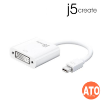 J5 JDA132 Mini DP to DVI Adapter