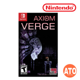 Axiom Verge for Nintendo Switch