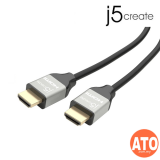 J5 JDC52 Ultra HD 4K HDMI Cable