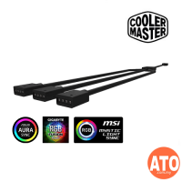Cooler Master RGB Trident Fan Cable
