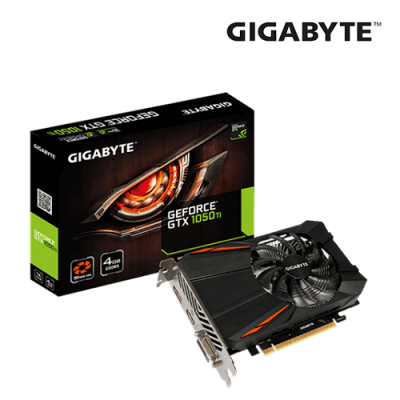GIGABYTE GTX 1050Ti 4GB DDR5 (Single Fan)