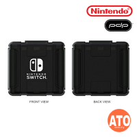 PDP Deluxe Game Case (24 in) for Nintendo Switch Game