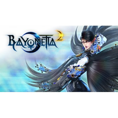 Bayonetta 2 for Nintendo Switch (NOT include Digital Code Bayonetta 1)