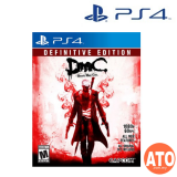 DMC Devil May Cry: Definitive Edition for PS4