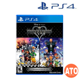 Kingdom Hearts HD 1.5 + 2.5 Remix for PS4 (ALL)