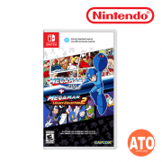 **PRE-ORDER** Mega Man Legacy Collection 1 and 2 for Nintendo Switch