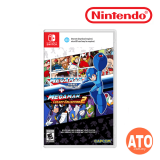 Mega Man Legacy Collection 1 and 2 for Nintendo Switch