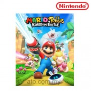 Mario + Rabbids Kingdom Battle (Standard Set) For Nintendo Switch