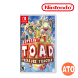 **Pre-ORDER** Captain Toad : Treasure Tracker for Nintendo Switch