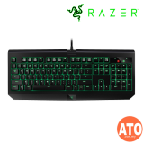 Razer Blackwidow Ultimate 2017 Gaming Keyboard (Razer Green Mechanical Switch, Green Backlit, IP54 Certified)(Razer Green Mechanical Switch, Green Backlit, IP54 Certified)