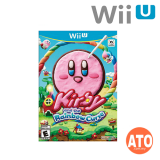 Kirby and The Rainbow Curse for WiiU