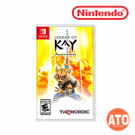 Legend of Kay: Anniversary Edition for Nintendo Switch (EU)