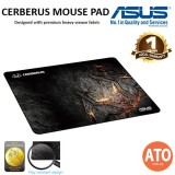 Asus Cerberus Gaming Mouse Pad a gaming mouse pad designed with premium heavy-weave fabric for smooth control and absolute precision