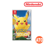 Pokémon: Let's Go, Pikachu! for Nintendo Switch