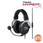 Kingston Hyperx Cloud Silver Gaming Headset