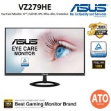 "ASUS VZ279HE 27"" EYE CARE MONITOR (1920*1080)"