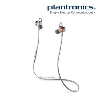 Plantronics Backbeat Go 3 Wireless Earbuds with Charging Case (1-yr Limited Warranty)