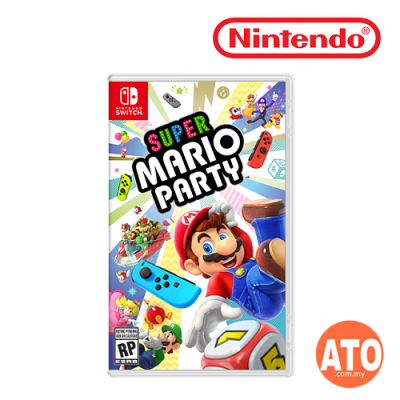 Super Mario party for Nintendo Switch (MDE)