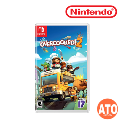 Overcooked!2 for Nintendo Switch (EU)