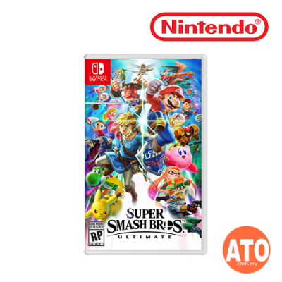 Super Smash Bros Ultimate for Nintendo Switch (MDE)
