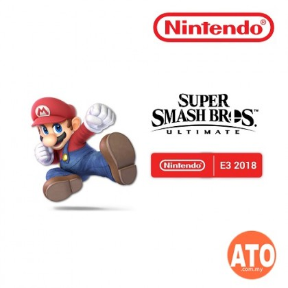 Super Smash Bros Ultimate for Nintendo Switch (ENG/CHI)