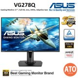 ASUS VG278Q Gaming Monitor - 27inch,  Full HD, 1ms, 144Hz, Adaptive-Sync