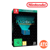 Flashback 25th Anniversary Collector's Edition for Nintendo Switch (EU)
