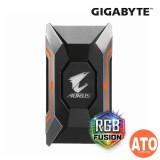 GIGABYTE AORUS SLI HB bridge RGB (8cm / 2 slot)