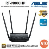 ASUS (RT-N800HP) N800 High Power WiFi Gigabit Router/AP/Range Extender