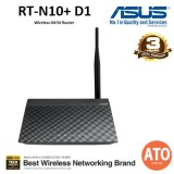 ASUS (RT-N10+ D1) Wireless-N150 Router