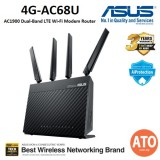 ASUS (4G-AC68U) AC1900 Dual-Band LTE Wi-Fi Modem Router with Parental Controls and Guest Network